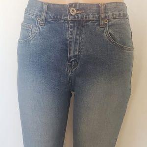 Buffalo David Bitton Sparkling Bootcut Denim Jeans